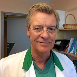 René Bangshöj är chefläkare på USÖ.