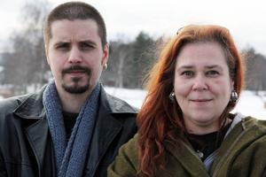Peter Nilsson och Ulrika Fagernäs har inlett ett spännande samarbete.
