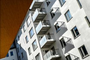 Tuffare amorteringskrav blev Finansinspektionens besked.Foto: Anders Wiklund / TT /
