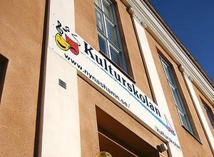 Foto: Anders Löfgren   Kulturskolan i Nynäshamn.