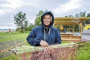 Marjut Svanström, Körfältsskolans nya rektor,  hade ingen aning om att skolan ska splittras.