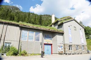 Funäsdalens Fjällmuseum satsar på interaktivitet.