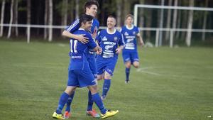Fagersta Södra vann mot Assyriska FC med 4-3.