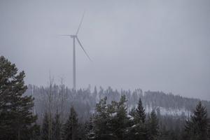 Totalt kommer mellan 3 000 och 4 000 hushåll skulle kunna försörja sig på den elen från vindkraftverken på Svartvallsberget.
