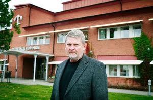Peter Gerdman, boende på Norröra. Foto: Maria Lilja