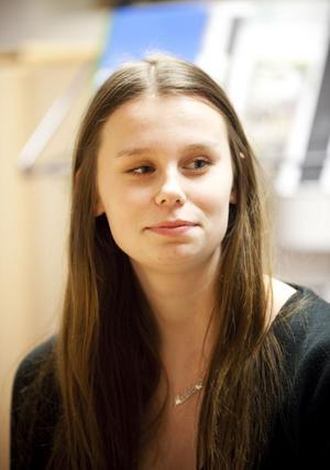 Madelene Hedström, 18Lämnar inte Sverige utan:– Mobilen.Mest nervös för:– Att prata mycket engelska. Det kommer att vara nervöst i början men sen kommer det att flyta på, tror jag.Kommer att sakna mest:– Min pojkvän.