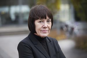 HiG:s rektor Ylva Fältholm har svårt att förstå hur regeringen räknat i sin budget för 2020.