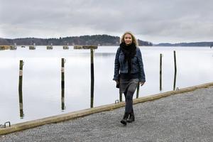 Camilla Gustafsson Glas sjunger och berättar om vägen till en starkare självkänsla.