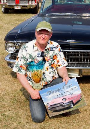 """Best in show blev Christer Malms Cadillac Eldorado från 1960 som dessutom fick full pott i juryns bilbedömning. Kjelle från Powermeet kallade den för """"en sinnessjuk bil""""."""