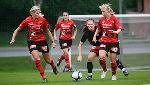Team Hudik spelade 1–1 mot Sund på Sparbanken Arena. Men det var en enpoängare som sved.
