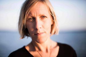 Annika Jacobson, chef för Greenpeace i Sverige.