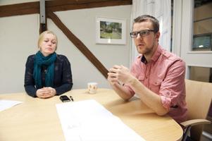 Livsmedelsinspektörerna Ingela Johansson och Mattias Nolåkers ska nu göra nya besök på restauranger som brustit i redlighet.– Det handlar ju inte om att maten är dålig. Men menyerna ska ju stämma överens med vad de serverar, säger Ingela Johansson.
