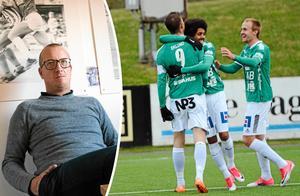 Ola Lundin i Brages sportgrupp är ytterst fåordig när det kommer till tränarfrågan kommande säsong.