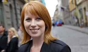 Västeråscentern vill ha Annie Lööf som ny partiledare.
