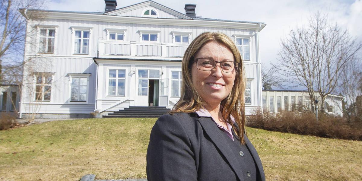 Anna Svedin, 44 r i Srker p Rigstavgen 62 - adress