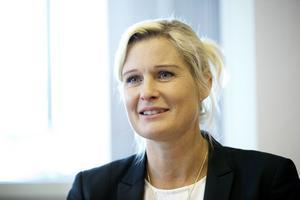 Mirja Herrdin, ordförande i Leksands IF:s valberedning, är inte orolig över att Johan Hedberg och Tommy Larsson lämnar Leksands IF AB-styrelsen utan att ersättas.