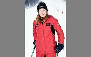 Linda Morell, marknads- och försäljningschef på Skistar Sälen har själv tillbringat jul och nyår i Sälenfjällen med familjen. Hon är nu hoppfull inför framtiden med alla som vill komma och åka skidor.FOTO: SKISTAR