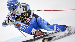 Frida Hansdotter köra två tävlingar i Åre.