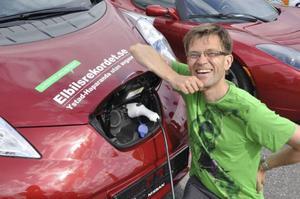 Mattias Goldmann, sakkunnig på Gröna bilister.