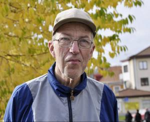 Per-Gustaf Flatbacke, Strömsund:– Jag tycker valrörelsen har varit bra. Jag har följt med i tv och radio och tycker att det har varit liv och rörelse, och det är bra.