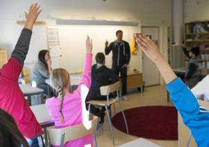 Det skiljer en hel del mellan länets kommuner i Lärarnas riksförbunds rankning. Arkivfoto: Fredrik Sandberg/Scanpix