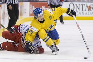 William Nylander är en av JVM:s största stjärnor, och en av Sveriges största talanger just nu.