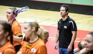 Tomas Stenlund ser fram emot en ny säsong – men hade gärna haft lite mer tid till förberedelserna.