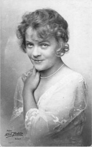 I rollen som Marthe blev Karin Molander en ikon för den nya frigjorda kvinnan.