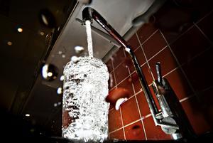 Drick inte vattnet direkt från kran om du bor i Mockfjärd eller Dala-Floda.