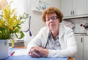Märta Fredins larm har varit ur funktion i nästan tre veckor.