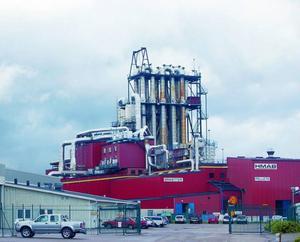 Torvfariken i Sveg har under alla år levererat större delen av produktionen till Uppsala. (arkivbild)