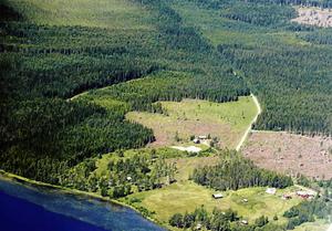Landsbygden behövs i riksdagen, anser Olle Larsson P-A Tapper Nils-Olof Friberg Pär-Åke Eriksson.