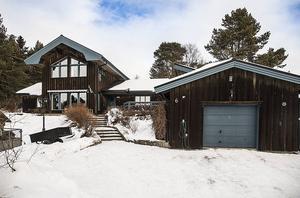 Huset på Bankes väg på Frösön såldes för 3,9 miljoner kr.