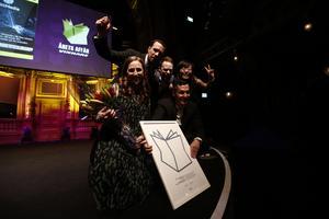 Mittmedias digitala produktutvecklingsgrupp prisas med utmärkelsen Årets affär för sin Plus-tjänst.