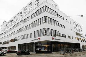 Öbos huvudkontor i Örebro. /Arkivfoto
