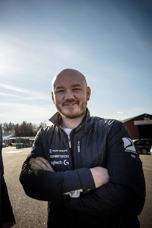 Daniel Haglöf hoppas att PWR ska kunna utmana Volvoteamet i år.