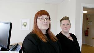 Facket avstyrker drygt hälften av placeringarna av praktikanter och subventionerade anställningar, berättar Anette Olsson, ombudsman, och Jessica Larsson, assistent, på Hotell- och restaurangfacket i Gävle.