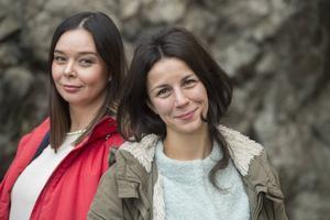 Lejla Hastor och Nivin Yosef har samlat berättelser från kvinnor som kallas