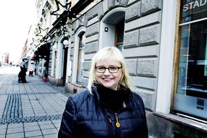 Helene Åkerlind (L), kommunalråd.