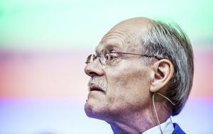 Riksbankschefen Stefan Ingves. Arkivbild.