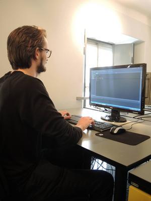 Det ligger mycket programmeringsarbete bakom utvecklingen av ett dataspel.