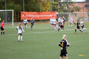 Matchen var rakt igenom chansrik, Umeå dominerade första halvleken men BK30 kom starkt tillbaka i den andra.