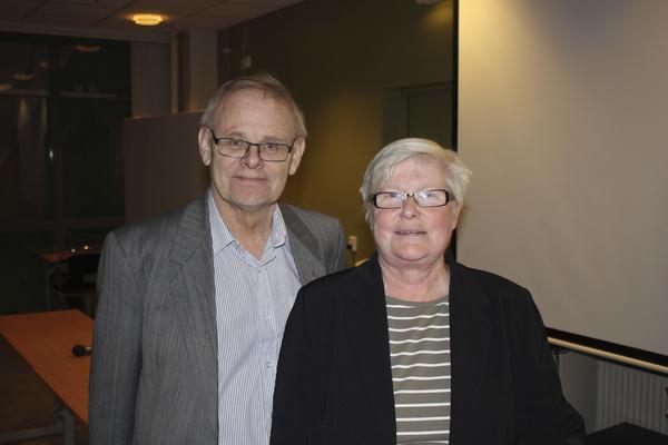 Christina Liffner efterträder Bengt-Åke Nilsson som ordförande.