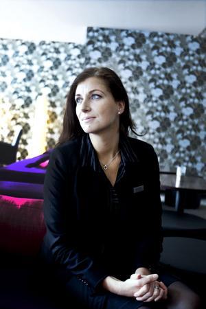 – Jag har alltid varit fascinerad av Grand, säger Malin Vikerhagen.