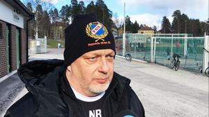 Nicklas Blomqvist.