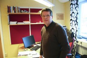 Leif Pettersson (S) vill varken säga bu eller bä.