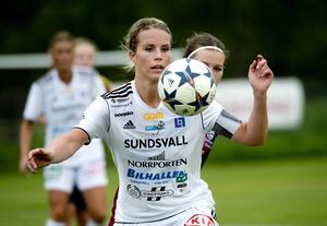 Ida Brännström satte fem mål för sitt SDFF