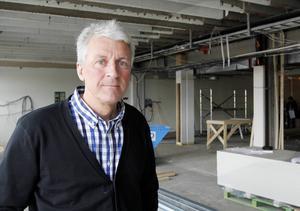 – Jämtlands läns landsting är väldigt oskyldigt i det läge som vi har hamnat i och vi skulle inte ha gjort något annorlunda, säger Jan-Åke Lindroth, fastighetschef.