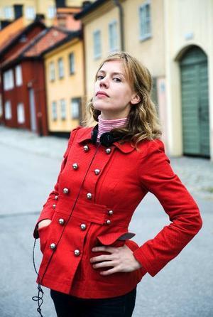 Annika Norlin.Foto: HENRIK MONTGOMERY / SCANPIX