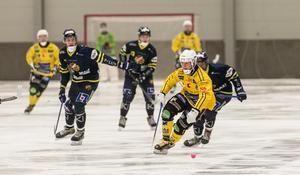 Vadim Arkhipin har imponerat under försäsong. Mot Falun svarade han för ett mål och en assist.